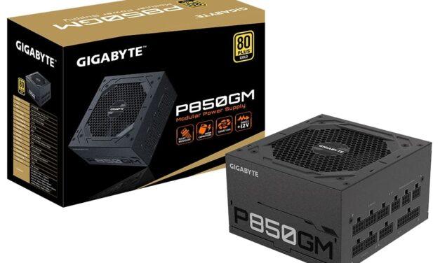 GIGABYTE lanza la fuente de alimentación para NVIDIA Ampere