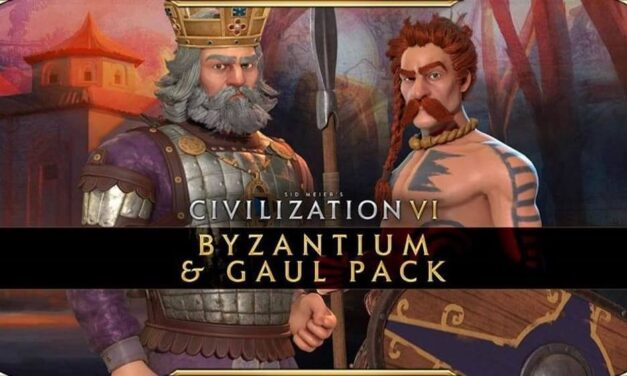 Civilization VI – New Frontier | El Pack de Bizancio y la Galia ya está disponible