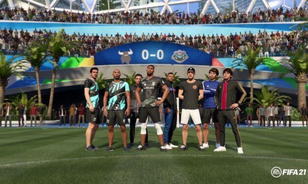 FIFA 21 anuncia una nueva colección de moda deportiva y nuevos talentos jugables en el modo VOLTA como el artista Diplo y el medallista Olímpico Anthony Joshua