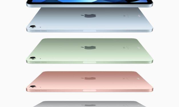 Apple anuncia el nuevo iPad Air con su chip más avanzado, el A14 Bionic