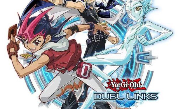 El mundo ZEXAL llega a Yu-Gi-Oh! Duel Links el 29 de septiembre