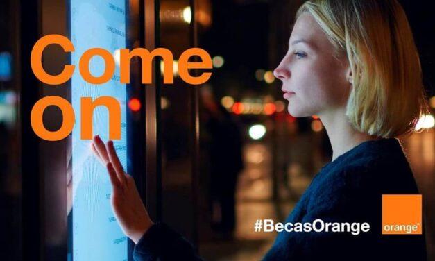 Orange lanza el plan de becas Come on para fomentar el acceso de la mujer a profesiones técnicas