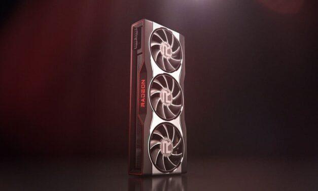 Radeon RX 6000 series, primera apariencia revelada