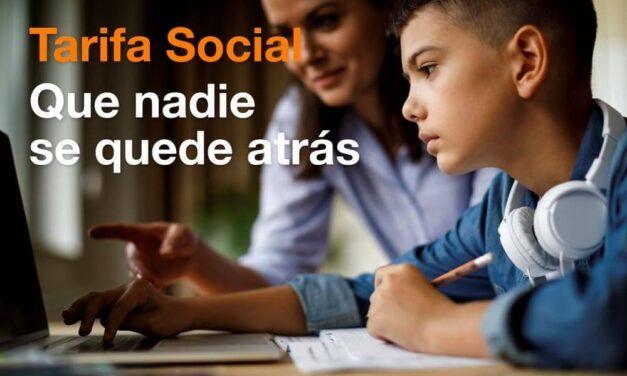 Orange ayuda a reducir la brecha digital con la primera tarifa del mercado adaptada a las necesidades de los hogares más vulnerables