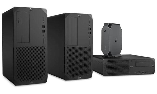 HP impulsa el rendimiento y la colaboración a distancia, impulsando la creatividad y los avances informáticos con la serie Z by HP