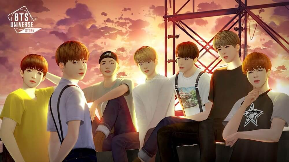 Netmarble lanza Trailer Oficial de BTS Universe Story