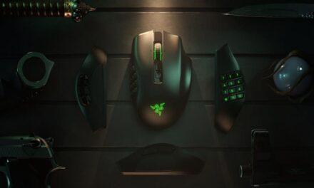 Adáptate a cualquier tipo de partida con el nuevo Razer Naga Pro