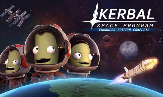 Kerbal Space Program: Enhanced Edition sale hoy a la venta para PlayStation 5 y Xbox Series X S