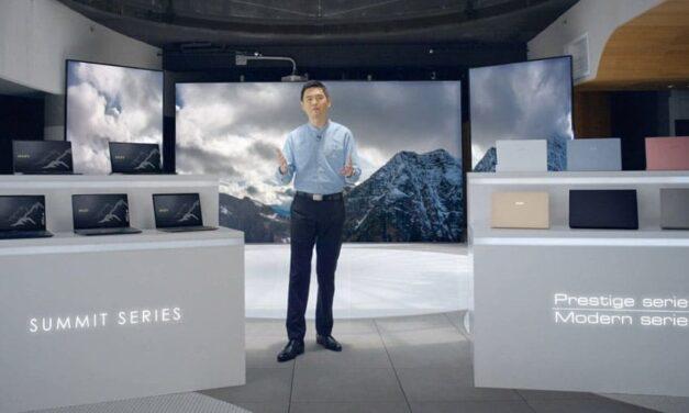 MSI presenta su primera línea de portátiles para negocios, la serie Summit junto a un nuevo logo en el evento Virtual Summit