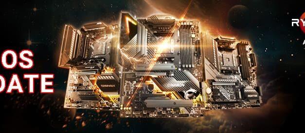 AMD BIOS Combo PI lista para las series 300, 400 y 500