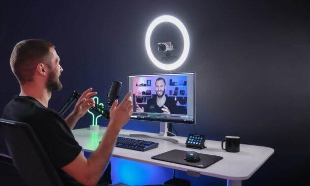 Iluminación bajo demanda con Elgato Ring Light