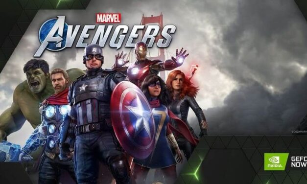 Marvel's Avengers llega a GeForce NOW