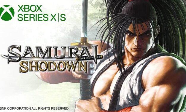 El célebre juego de lucha Samurai Shodown se lanzará para las consolas Xbox Series X y S este invierno