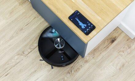 CECOTEC presenta el nuevo robot aspirador Conga 6090