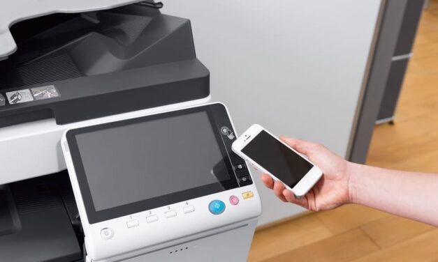 La conectividad en las impresoras multifunción DEVELOP