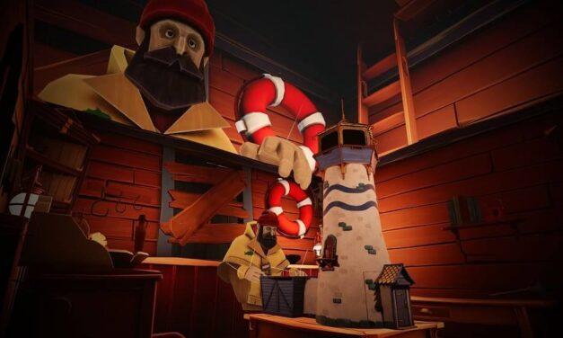 El galardonado juego de realidad virtual A Fisherman's Tale recibe su actualización en español