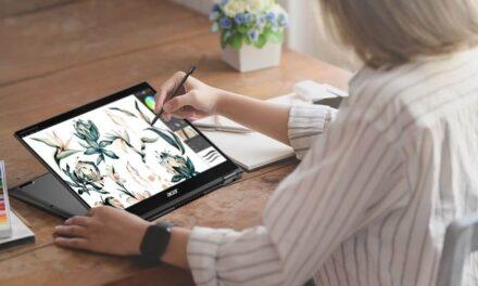 Acer anuncia su última línea de portátiles de consumo en las series Swift, Spin y Aspire