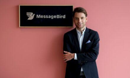 MessageBird consigue 200 millones de dólares de inversión de serie C y una valoración de 3 mil millones