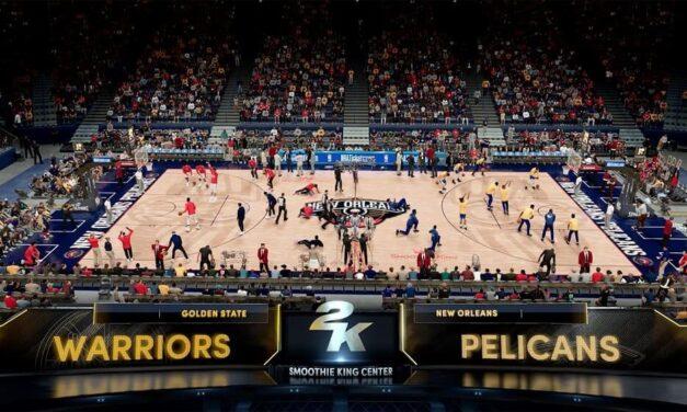 NBA 2K21 Next-Gen | Nuevo gameplay comentado por Visual Concepts