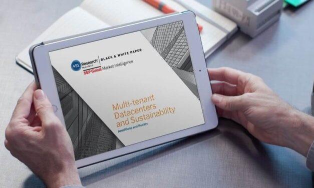 El nuevo informe de 451 Research muestra los efectos de la eficiencia y la sostenibilidad en el mercado de los proveedores de servicios cloud