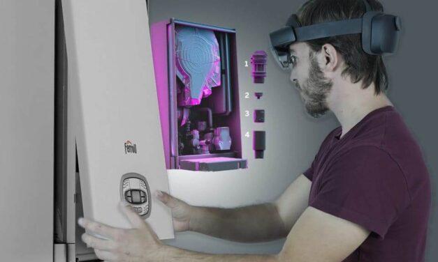 Ferroli innova en el mundo del aire acondicionado y la calefacción con la nube y la Realidad Mixta de Microsoft