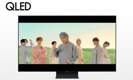 Tiendas de todo el mundo mostrarán 'Dynamite', el último vídeo musical de BTS, en televisores de Samsung