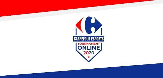 Vuelve Carrefour Esports Tournament 2020 con una edición online de sus competiciones