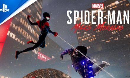 """Marvel's Spider-Man: Miles Morales presenta el traje de la película """"Spider-Man: Un nuevo universo"""""""