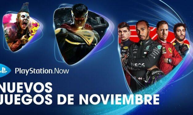 F1 2020, Injustice 2 y RAGE 2 entre las novedades de noviembre para PlayStation Now