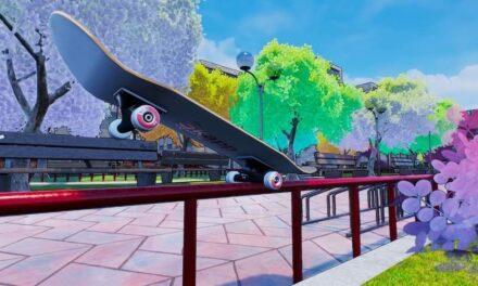 Skapp, el juego de skateboard de PlayStation Talents estrena hoy crowdfunding