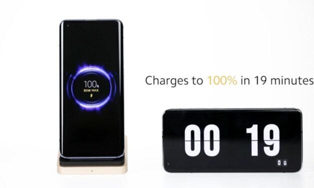 Xiaomi presenta una tecnología pionera de carga inalámbrica a 80W