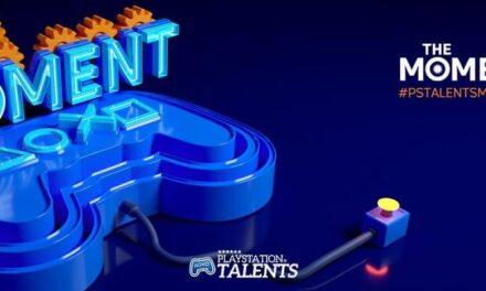 No te pierdas el evento The Moment de PlayStation Talents el próximo 31 de octubre