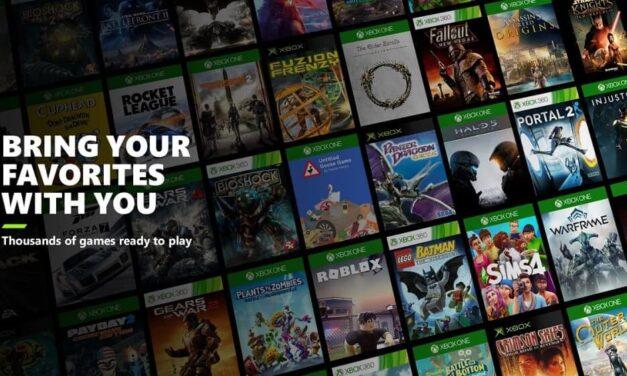 Cómo miles de juegos retrocompatibles mejorarán en Xbox Series X y Series S