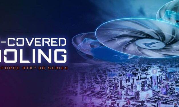 GIGABYTE lanza las tarjetas gráficas AORUS GeForce RTX serie 30