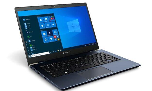 Dynabook alarga la autonomía de sus portátiles hasta 18,5 horas con las pantallas con alta densidad de píxeles de Sharp