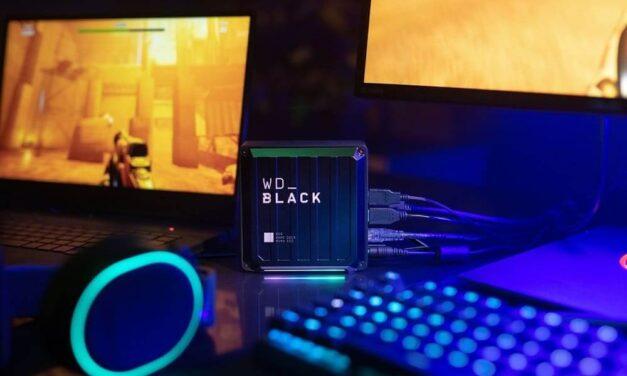 Western Digital reinventa la experiencia gaming de nueva generación con sus nuevos productos WD_ BLACK