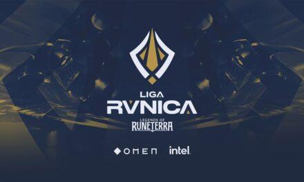Llega una nueva edición de la Liga Rúnica que en esta ocasión incluye dos juegos, Legends of Runeterra y Teamfight Tactic