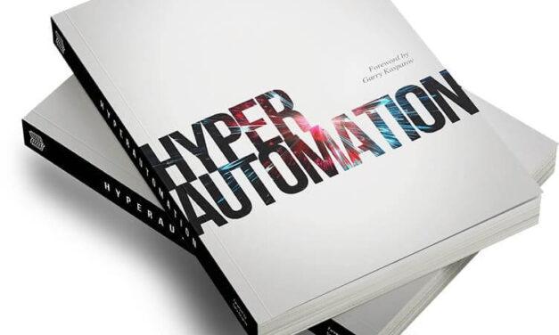 Appian anuncia la publicación de su libro sobre hiperautomatización