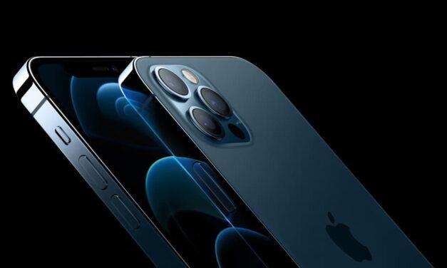Apple anuncia el iPhone 12 Pro y el iPhone 12 Pro Max con 5G