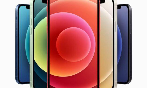 Apple anuncia el iPhone 12 y el iPhone 12 mini: una nueva era para el iPhone con 5G