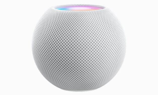 Apple presenta el HomePod mini: un potente altavoz inteligente con un sonido increíble