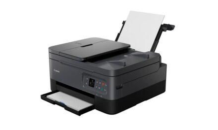 Imagína lo que podrás hacer con la nueva impresora Canon PIXMA TS7450