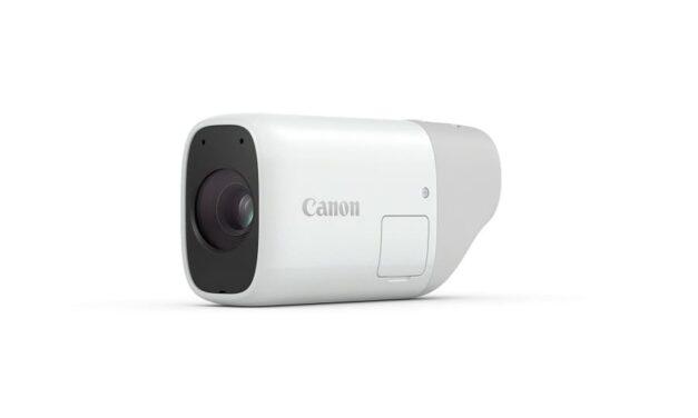 Acércate mucho más a la acción con la Canon PowerShot ZOOM