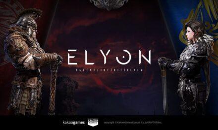 Elyon se deja ver en un nuevo tráiler de gameplay