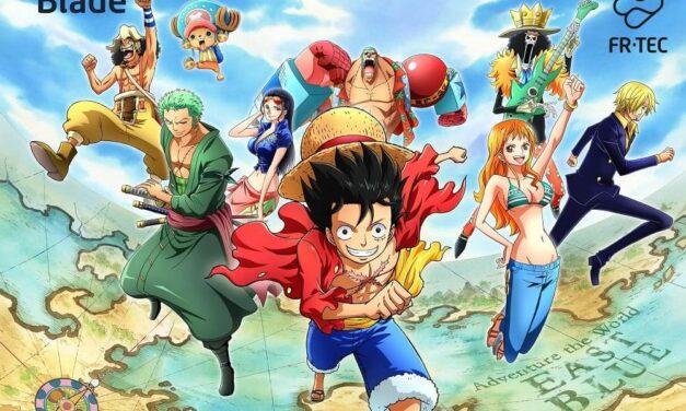 FR-TEC anuncia la licencia oficial de accesorios para gaming de One Piece