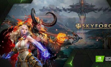El MMO Skyforge llega con toda su acción a GeForce Now!