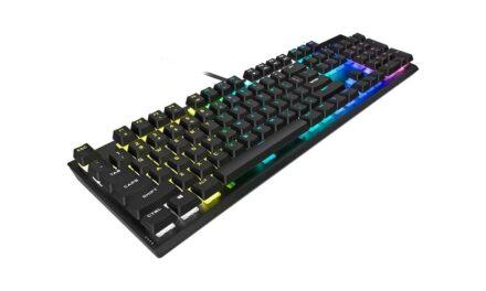 Sea el jugador clave: presentamos el nuevo teclado mecánico para juegos CORSAIR K60 RGB PRO