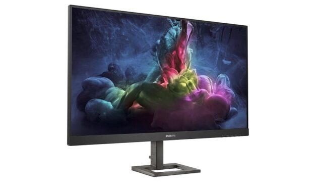 La gama de monitores gaming Philips E Line crece con dos nuevas pantallas