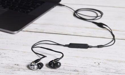 Shure presenta sus tres nuevos auriculares in-ear AONIC