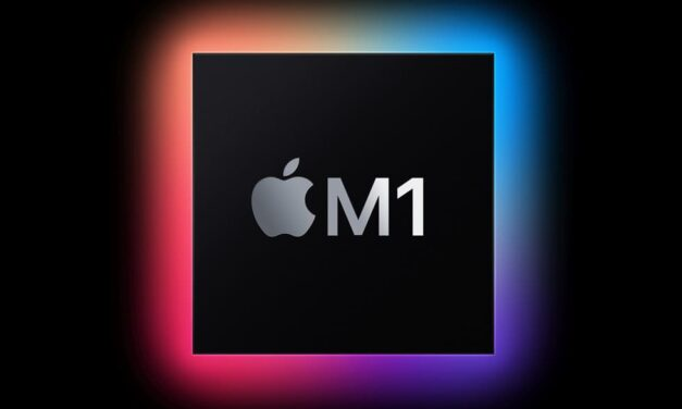 Apple revela el chip M1